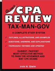 Cpa Review Tax-Man-Gov PDF