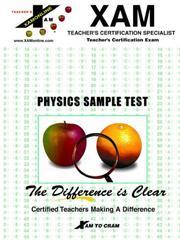Physics Sample Test PDF
