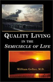 Quality Living in the Semicircle of Life PDF