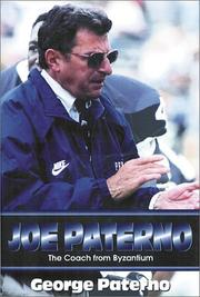 Joe Paterno by George Paterno