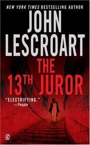 The 13th Juror (Dismas Hardy) PDF