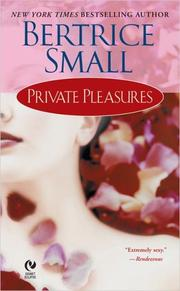 Private pleasures by Bertrice Small