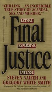 Cover of: Final Justice by Steven Naifeh, Gregory White Smith