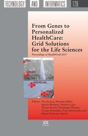 From genes to personalized healthcare by Healthgrid 2007 (2007)