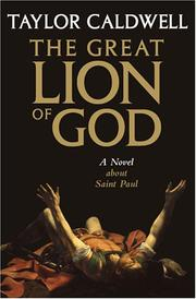 Great lion of God PDF