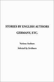 Stories by English Authors PDF