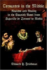 Cervantes in the middle PDF