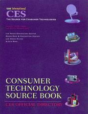 Consumer Technology Source Book 1999 PDF