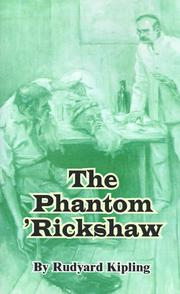 The  phantom 'rickshaw by Rudyard Kipling