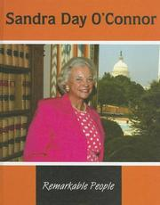 Sandra Day O'connor (Remarkable People) by Jennifer Howse