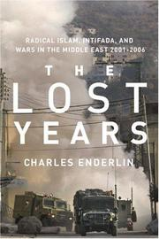 The Lost Years by Charles Enderlin