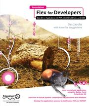 Foundation Flex for developers by Sas Jacobs