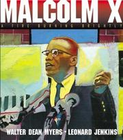 Cover of: Malcolm X by Walter Dean Myers