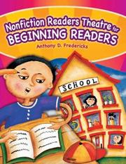 Nonfiction Readers Theatre for Beginning Readers PDF