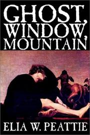 Ghost, Window, Mountain PDF