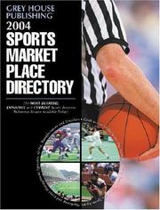 2004 Sports Market Place Directory PDF