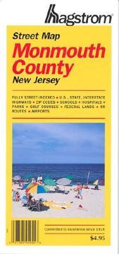 Monmouth County Nj Map PDF