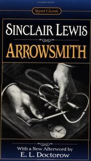 Cover of: Arrowsmith (Signet Classics) by Sinclair Lewis