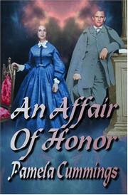An Affair Of Honor PDF