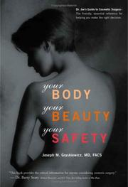 Your Body, Your Beauty, Your Safety PDF