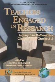 Teachers Engaged in Research PDF