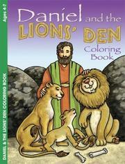 Daniel and the Lion's Den PDF