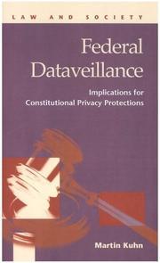 Federal Dataveillance PDF