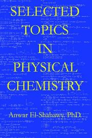 Selected Topics in Physical Chemistry PDF
