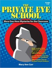 Private Eye School PDF