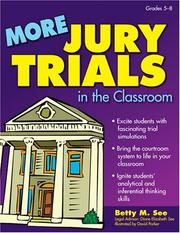 More Jury Trials in the Classroom PDF
