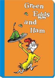 Green Eggs & Ham - Blank Journal