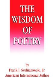 The Wisdom of Poetry PDF