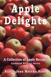 Apple Delights Cookbook PDF