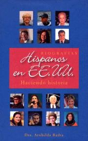 Hispanos en EE. UU by Arnhilda Badia