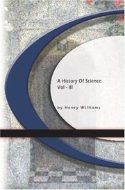 A History of Science PDF