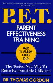 Parent Effectiveness Training PDF