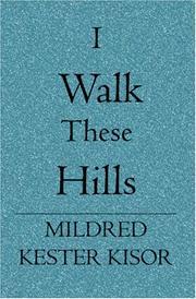 I Walk These Hills PDF