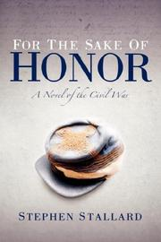 For the Sake of Honor PDF