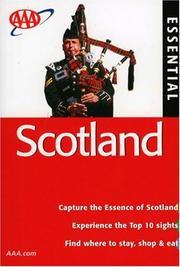 AAA Essential Scotland, 5th Edition (Essential Scotland)