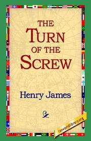 The Turn of the Screw by Henry James, Jr.