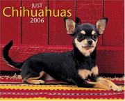 Just Chihuahuas 2006 16-Month Wall Calendar PDF