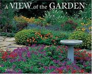View of the Garden 2006 16-Month Wall Calendar PDF