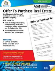 Offer To Purchase Real Estate Forms (Made E-Z) PDF