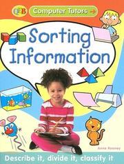 Sorting Information (Computer Tutors) PDF