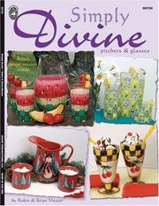 Simply Divine pitchers & glasses PDF