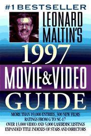 Leonard Maltin's Movie and Video Guide 1997 (Annual) PDF