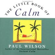 The little book of calm PDF