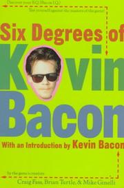 Six degrees of Kevin Bacon PDF
