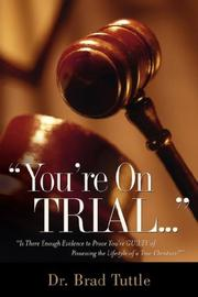You're On Trial. PDF