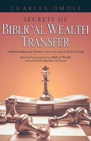 Secrets of Biblical Wealth Transfer PDF